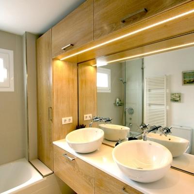 Mueble a medida baño