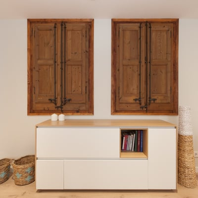 Mueble aparador salón | Sincro