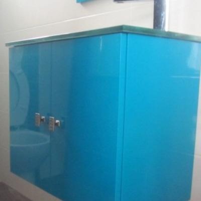 Mueble baño a medida. Modelo 2