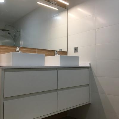 Mueble baño a medida