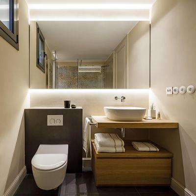 7 reformas para sacar más partido a un baño pequeño