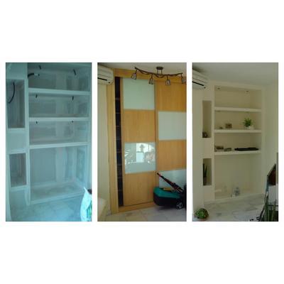 Creacion de mueble en pladur