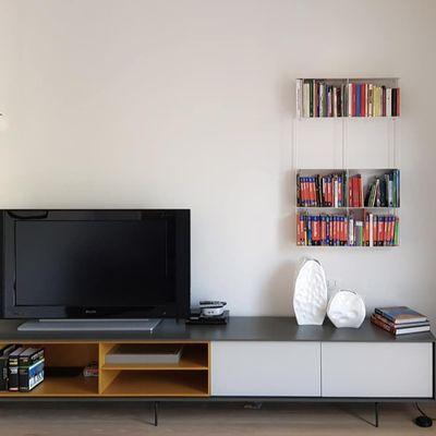 5 formas de decorar tu zona de TV