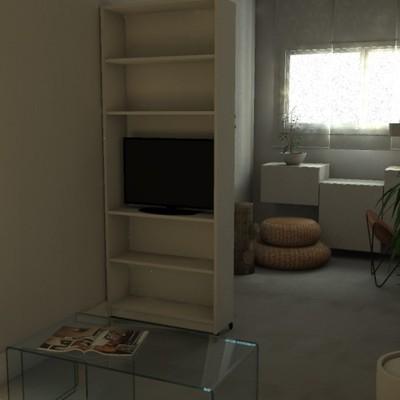 Mueble de TV.