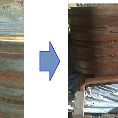 Restauración de muebles y otros elementos