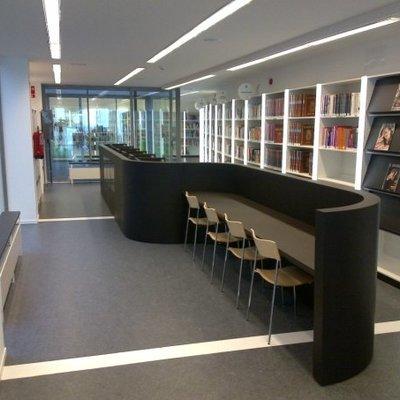 Biblioteca Rosales A Coruña
