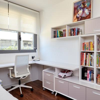 Mueble juvenil, perfecta armonia