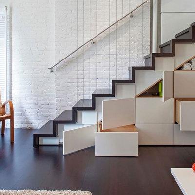 Ideas y fotos de mueble hueco escalera para inspirarte for Muebles bajo escalera fotos