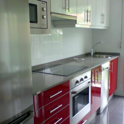 Ideas y Fotos de Cocinas de Estilo Moderno en Santiago de Compostela ...