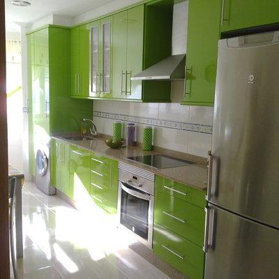 Presupuesto muebles cocina formica online habitissimo for Muebles de cocina de 70 o 90