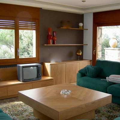 Ideas y fotos de mueble bajo para inspirarte habitissimo for Imagenes muebles comedor
