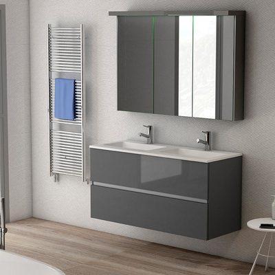 Muebles de baño para dos personas