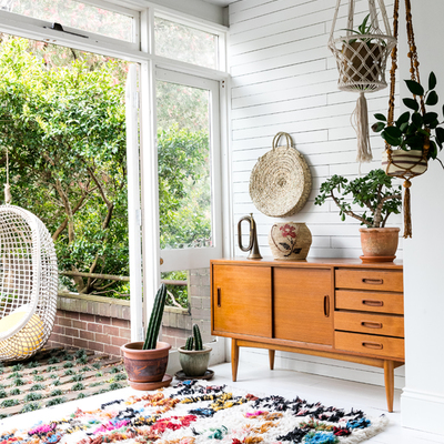 Muebles estilo años 50