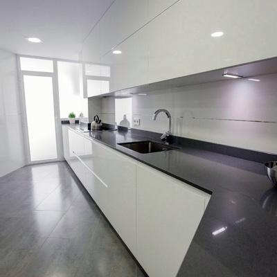 Ideas de mueble lacado para inspirarte habitissimo for Muebles de cocina blancos
