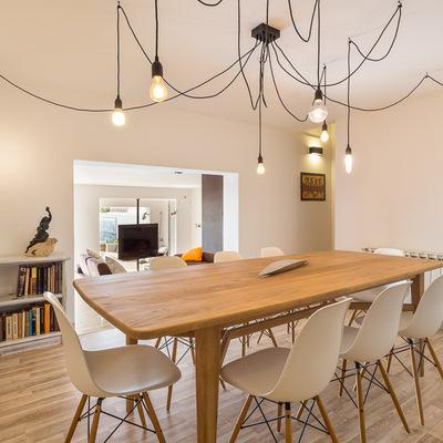 Muebles modernos para un comedor moderno