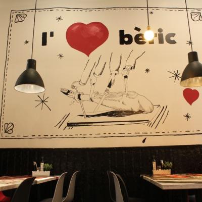 Diseño, Obra y Reforma de Restaurante Granollers