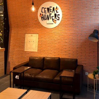 Cereal Hunter Cafe