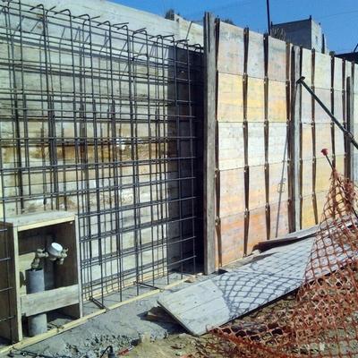 Presupuesto construir muro hormig n online habitissimo - Muros de hormigon ...