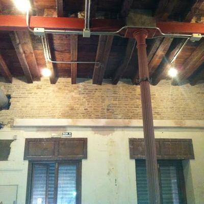 Reforma de un  bar en Sevilla