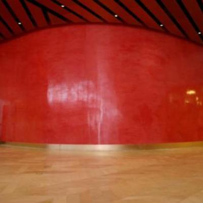 Museo del Prado y estuco