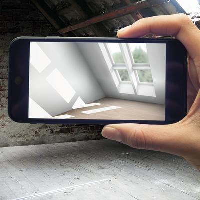 Una app para planificar tu iluminación natural
