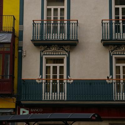 Rehabilitación fachada Calle Trenc Valencia