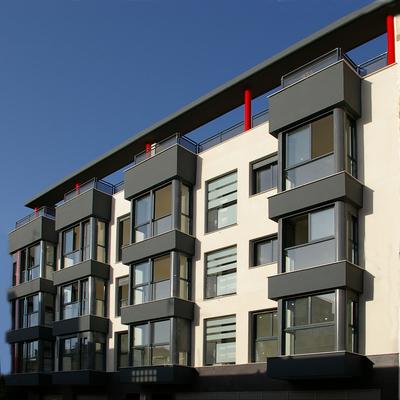 Residencial seis viviendas