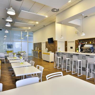 ChaChi Park & Snack Bar o cómo convertir una cafetería en un restaurante