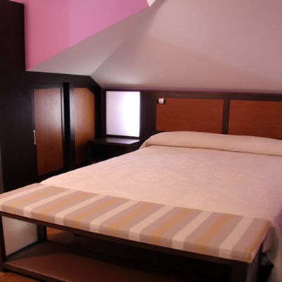 Habitaciones Hotel