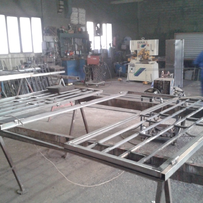 fabricacion y montaje de rejas y puertas
