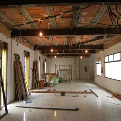 Reforma Integral de Edificio de Oficinas en el centro de Sevilla para adaptarlo a Viviendas