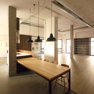 Transformar unas oficinas en un loft en Madrid