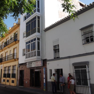 Dictamen Pericial Sobre Los Daños Existentes En La Edificación situada en C/. del Ganado, nº 15, en Sanlúcar de Barrameda (Cádiz)