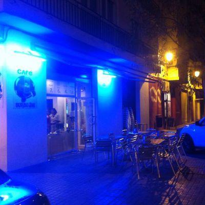 Reforma para solicitud de licencia de Bar-Cafetería