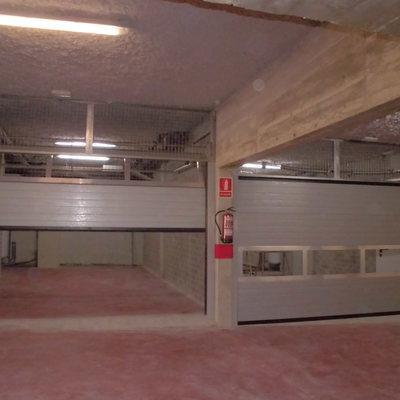 Instalacion En Boxes Subterraneos Comunitarios