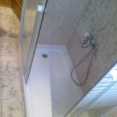 Cambiar bañera por plato ducha en Errentería