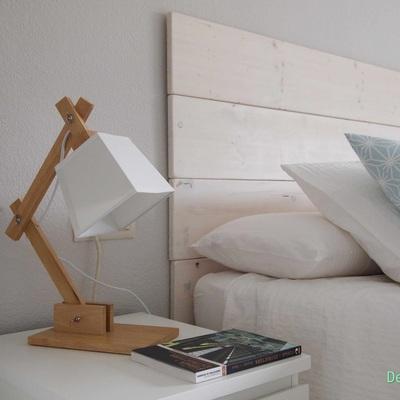 Antes/después: cambio de look de un dormitorio muy especial