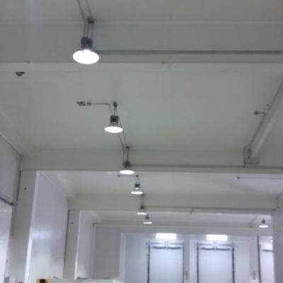 Instalaciones eléctricas y de alumbrado
