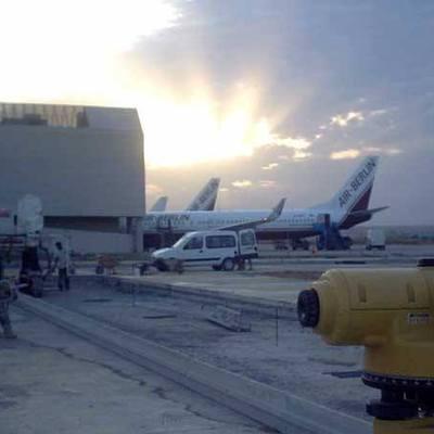 Ampliación aeropuerto Son Sant Joan  en Palma de Mallorca