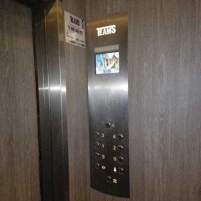 Reformas ascensores TEAMS Botoneras de cabina y exteriores