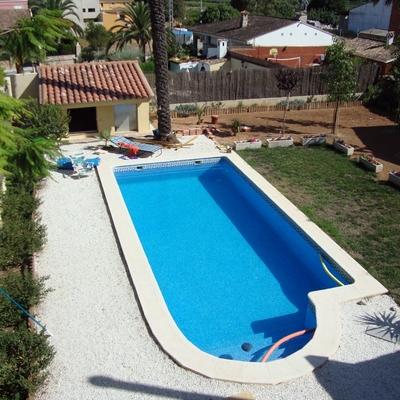 Presupuesto construir casa con piscina online habitissimo for Presupuesto piscina