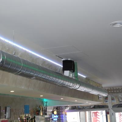 Proyecto Ampliación de elementos Bar