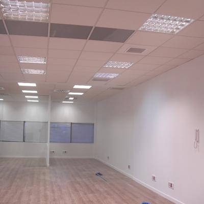 Nuevas Oficinas De Constructora