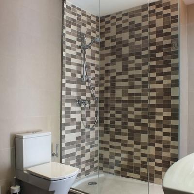Nuevo cuarto de baño en buhardilla