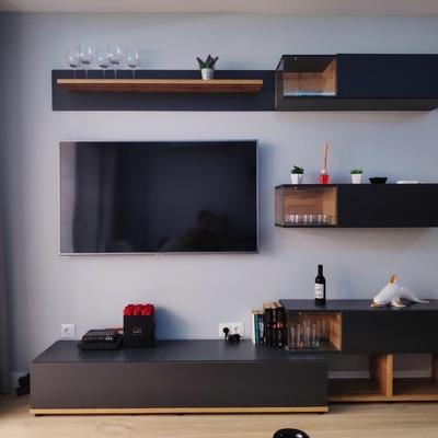 Nuevo salón-comedor