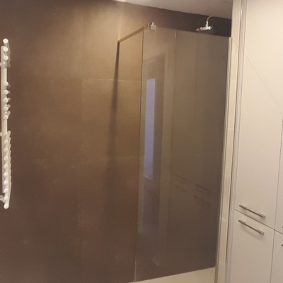 Obra  de Prat  Reforma integral de baño