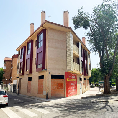 Obra nueva - 9 viviendas