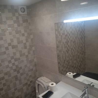 Reforma - cuarto baño