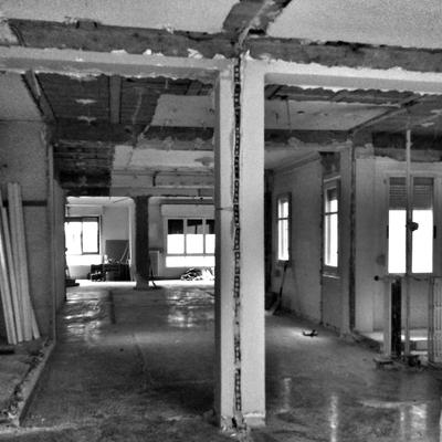 La reforma de una vivienda funcional y acogedora