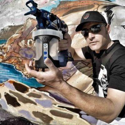 Obras de pintura de alta tecnología para aplicaciones en superficies de grandes dimensiones y alta producción